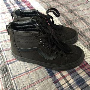 Boys can high top sneaker 13
